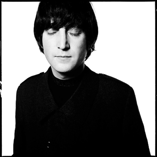 John Lennon by David Bailey