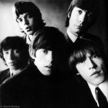 ROLLING STONES Portrait by David Bailey