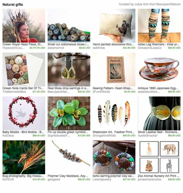 Natural Gift Treasury