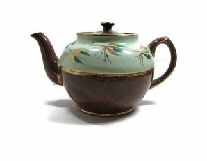 VintageGypsies ~ James Sadler Teapot
