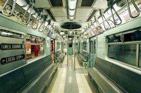klgphoto ~ NYC Subway Train Fine Art Photograph