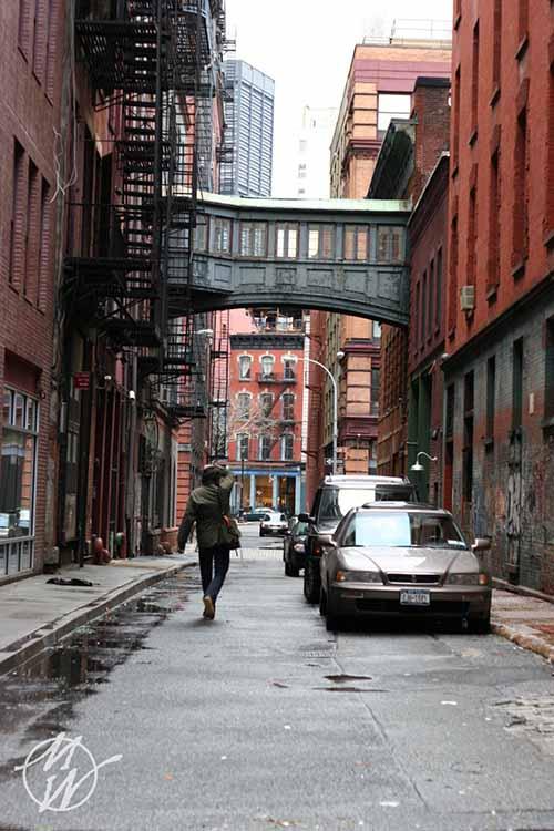 whywanderlust ~ New York Photograph, Tribeca, Manhattan.