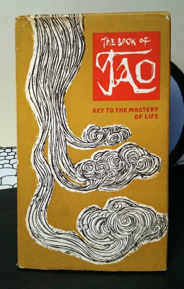 The Book of Tao: Keys to the Mastery of Life. HC w/ DJ at BlottoVonSozzleBooks on etsy